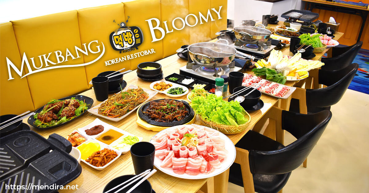 Mukbang Bloomy Game Changes The Dining Experience