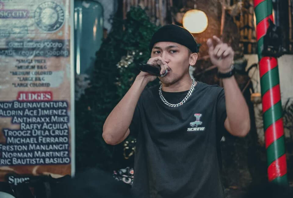 Nikkolo Ibañez Tangco – The spectral artistry of Rapper N.I.T.